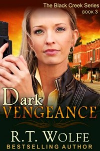 Dark Vengeance cover