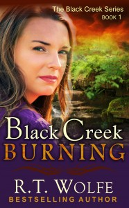 RT Wolfe - Black Creek Series - Black Creek Burning - POD - AuthorUse