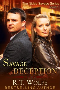 Savage Deception cover
